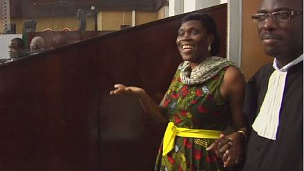 Simone Gbagbo lawyers walk out of trial