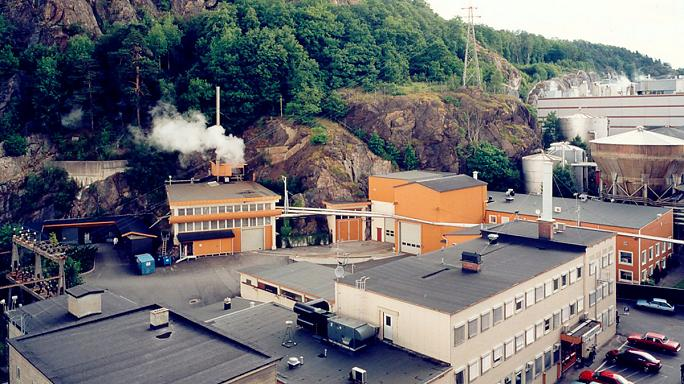 Radioactive leak at Norway nuclear facility