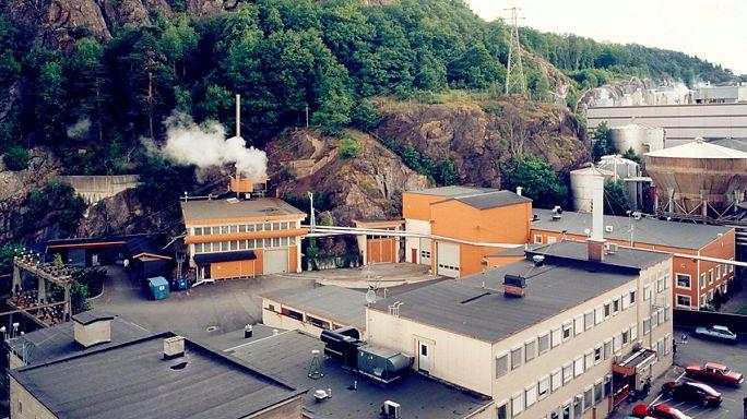 تسرب اشعاعي في النرويج