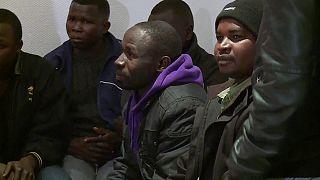 مدينة ليون تستقبل أول لاجئي كاليه