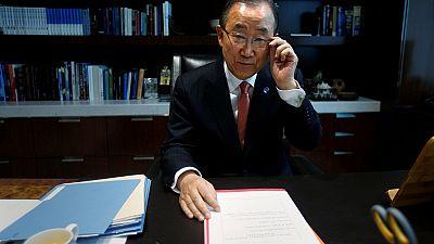 Après l'Union européenne, Ban Ki-moon demande à l'Afrique du Sud de ne pas quitter la CPI