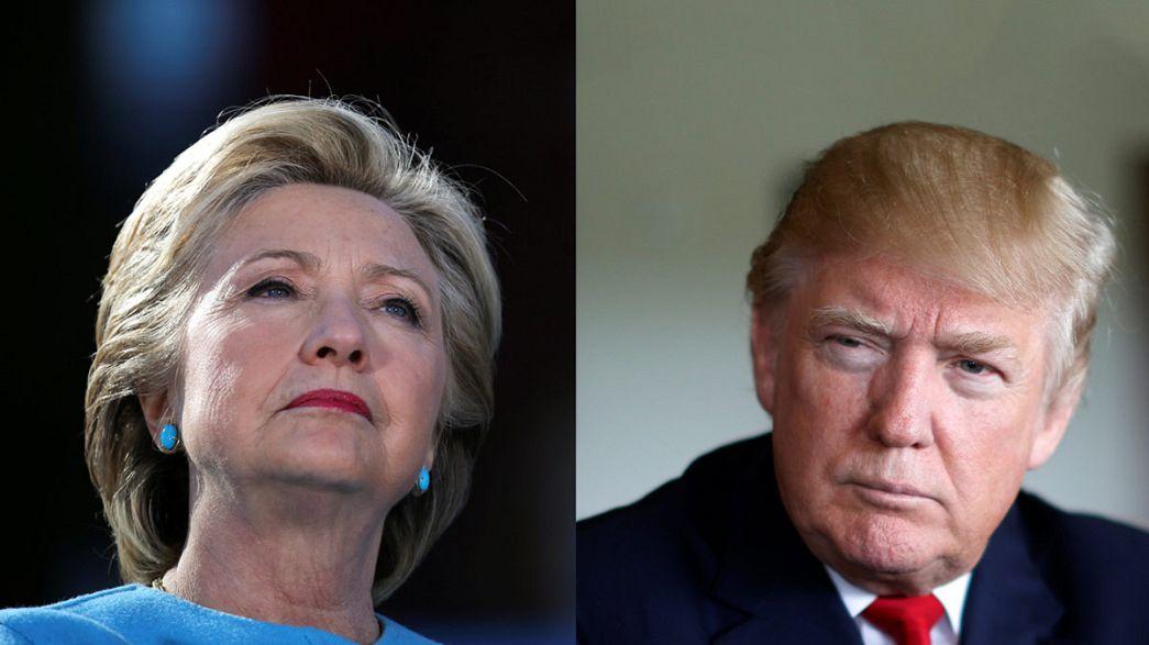 США: Клинтон и Трамп -- против создания зон свободной торговли