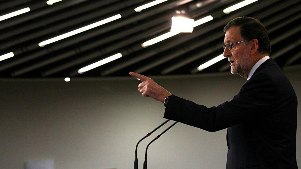 Испания: Рахой выставляет свою кандидатуру на пост премьера