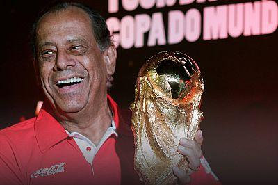 Brasiliens Ex-Kapitän und Weltmeister Carlos Alberto gestorben