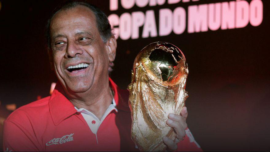 Brazil's 1970 World Cup winning captain Carlos Alberto dies