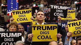 Trump leghűségesebb fellegvára, ahol a szén az úr