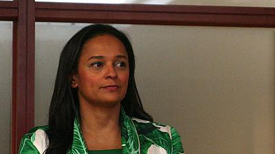 Angola : la justice va examiner la nomination d'Isabel dos Santos à la Sonangol
