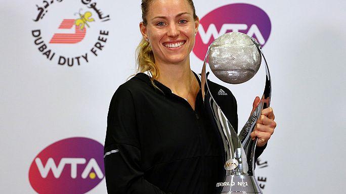 WTA vb - Menetel a világelső