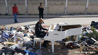 Tunesien: Musik gegen den Müll
