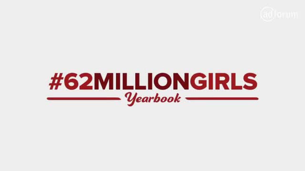 The #62MillionGirls Yearbook (Rising Girl)