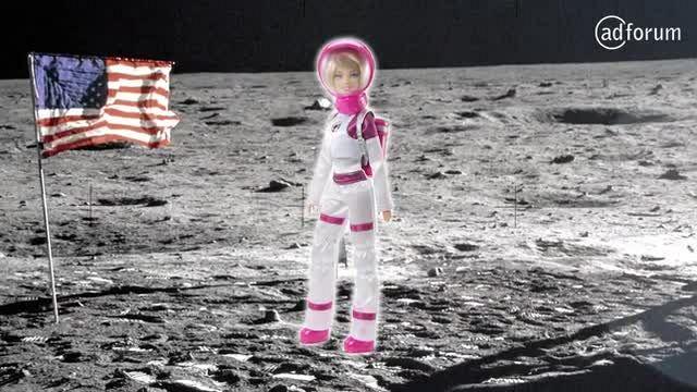 Barbie evolve the Doll (Mattel, Inc.)