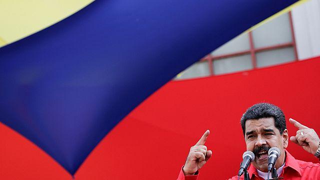 Venezuelan MPs vote to put President Maduro on trial