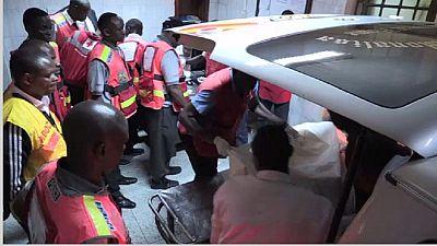 Kenya: Bodies of Mandera victims airlifted to Nairobi