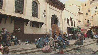 La plus ''ancienne'' bibliothèque au monde en cours de restauration au Maroc