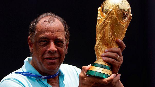 Brasilien trauert um Fußball-Idol Carlos Alberto