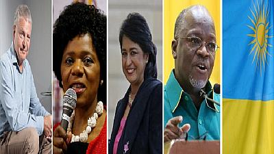 Forbes Africa Person of the Year 2016 nominees: 2 presidents, 2 South Africans, 1 country
