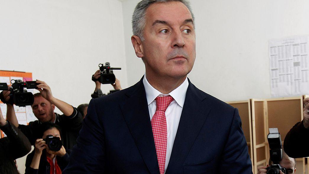 Джуканович покинет пост премьер-министра Черногории