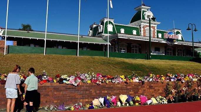 Австралия: двое детей чудом выжили при аварии в парке развлечений