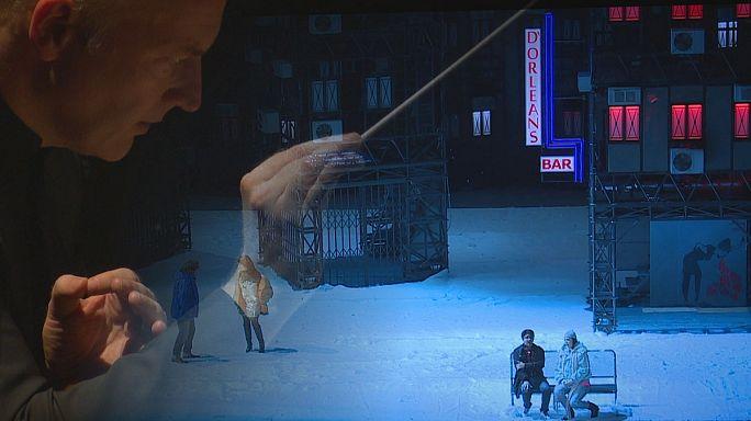 """Turim celebra """"La Bohème"""" nas mãos dos Fura dels Baus"""