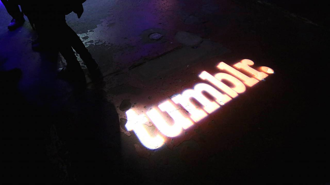 Tumblr's Year In Review 2014 at Brooklyn Night Bazaar in New York in 2014.