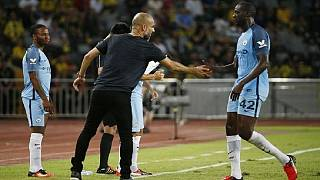 'Strict' Guardiola will love to have Toure for Man United clash but ...