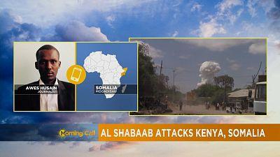 Al Shabaab attack on Amisom troops in Somalia [The Morning Call]
