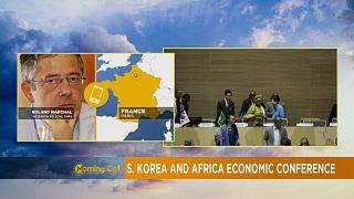 Conférence économique Corée du sud - Afrique [The Morning Call]