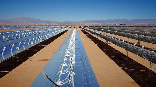مراکش، خانه بزرگترین نیروگاه خورشیدی جهان