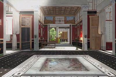 Pompeji in 3D