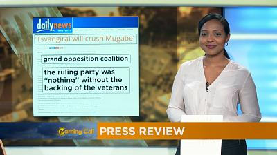 Revoir la revue de presse du 26-10-2016 [The Morning Call]
