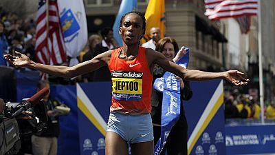 Kenyan marathon runner Rita Jeptoo's doping ban increased to 4 years