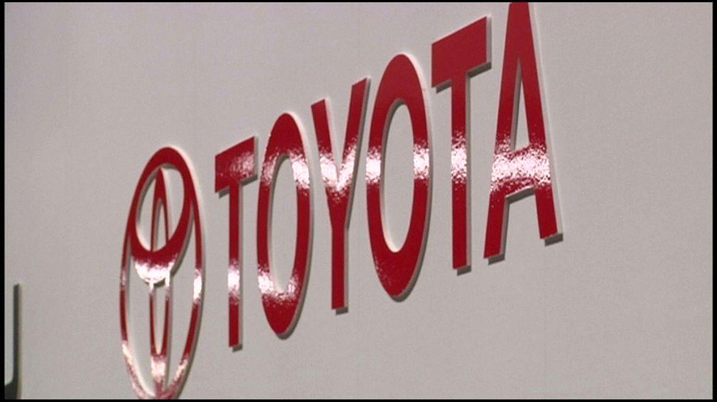 """Toyota recolhe mais 5,8 milhões de """"airbags"""" incluindo 31 mil veículos em Portugal"""