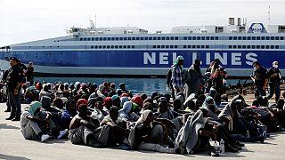 Plus de 30 corps de migrants découverts en Méditerranée