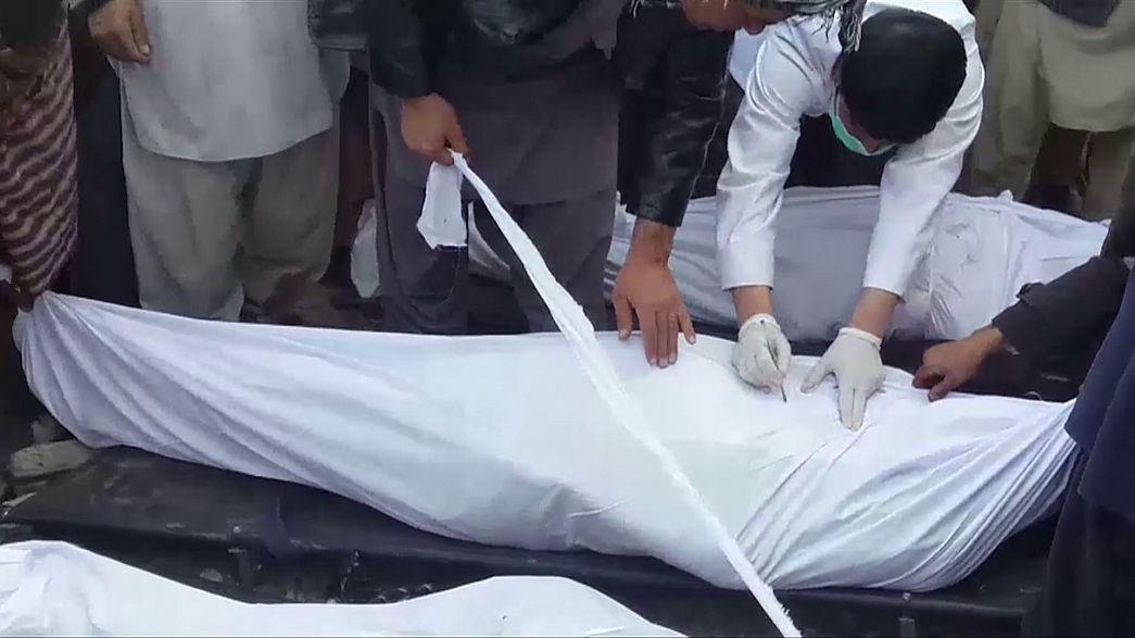 Afeganistão: Daesh mata 30 civis