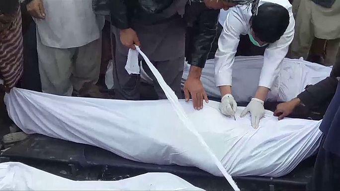 Afganistan'da toplu infaz
