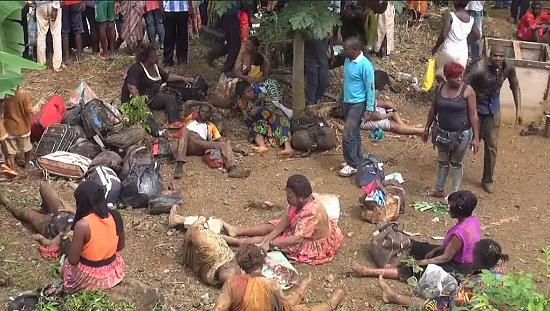 Appeal for Blood in Cameroon After Deadly Train Crash [no comment]