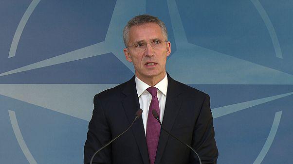 NATO ultima reforço militar em fronteiras com a Rússia