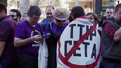 ¿Sigue vivo el TTIP?