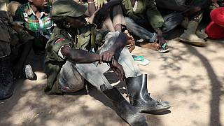 145 child soldiers freed by two South Sudanese armed groups
