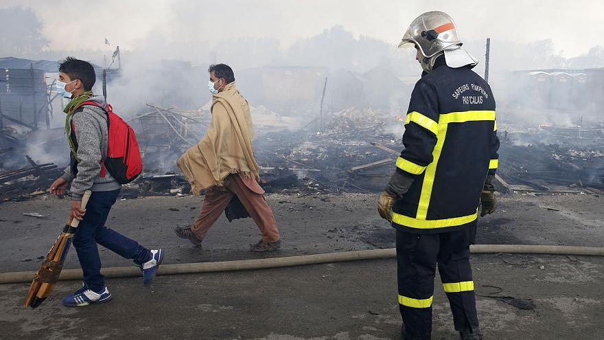 Calais 'Jungle' camp clearance finished, prefect says