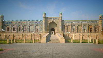 Visiting Uzbekistan's Khudayar Khan Palace