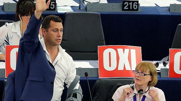 UKIP vekillerinin kavgasını Fransa soruşturacak