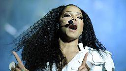 Michael Jackson'ın  Müslüman olan kız kardeşi Janet Jackson tesettüre girdi