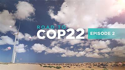 Road to COP22: Blue Belt initiative of Agadir