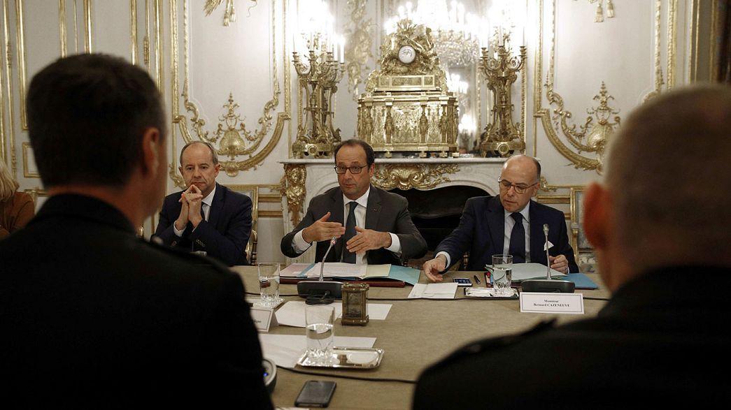 Франция: власти идут на уступки разгневанным полицейским