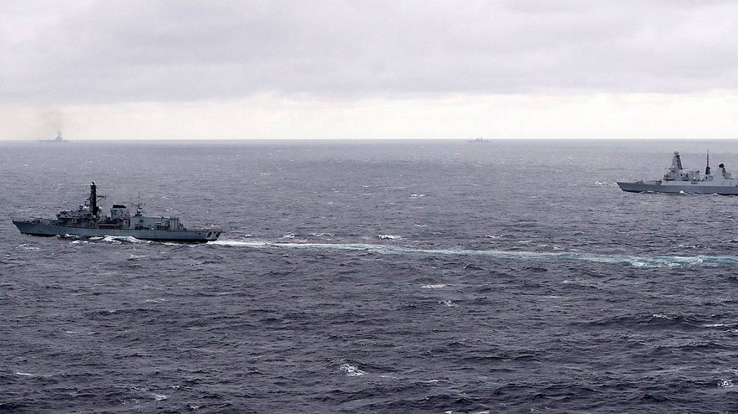La Russia rinuncia allo scalo a Ceuta per le navi militari dirette in Siria