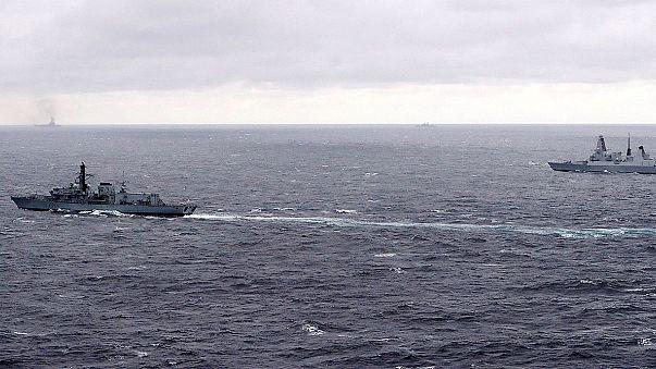 روسيا تتراجع عن طلب لتزويد سفن حربية بالوقود في اسبانيا