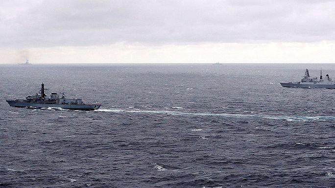 Pas d'escale espagnole pour la flotille russe
