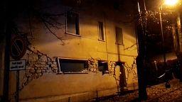 Schwere Erdbeben erschüttern Italien