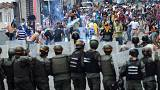 Venezuela: Anti-government protests turn violent